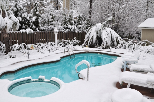 Marvelous Winter Pool